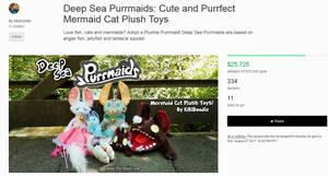 Adopt a Purrmaid
