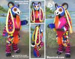 Mexican Folk Art Goat