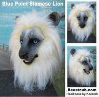 Siamese Lion by LilleahWest