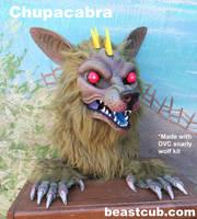 Chupacabra by LilleahWest