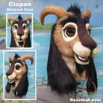 Clopan the Goat