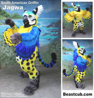 Jagwa Griffin by LilleahWest