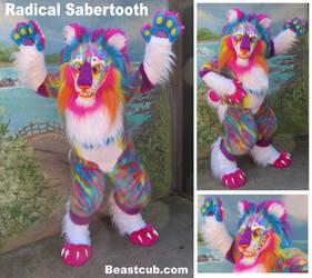 Radical Sabertooth SOLD