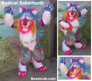 Radical Sabertooth SOLD