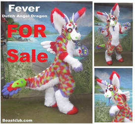 FOR SALE - Fever the Angel Dragon