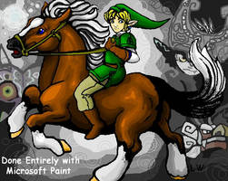 The Many Legends of Zelda by LilleahWest