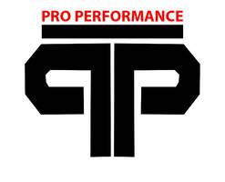 Pro Performance Logo by louVVis