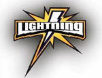 Lightning Logo Design by louVVis