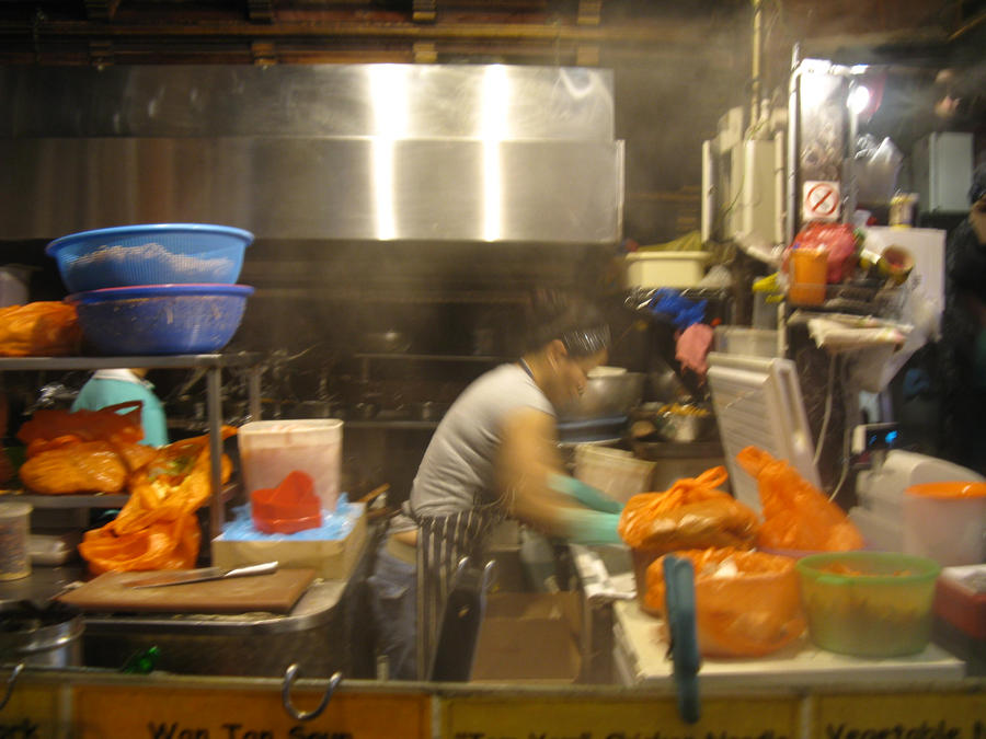 Crazy Camden Chinese Kitchen By Flowerofpearls On Deviantart