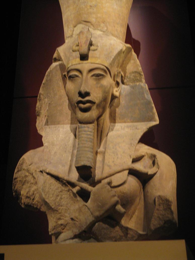 amenhotep_iv__akhenaten__by_flowerofpear