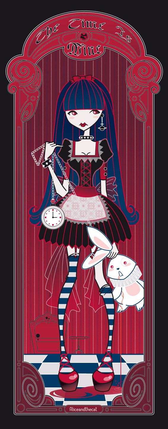 Alice in my Wonderland... by aliceterraneo