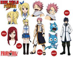 Fairy Tail al Anime by mirko-kun