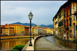 Italian waterfront