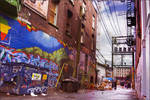 Vancouver Alleys