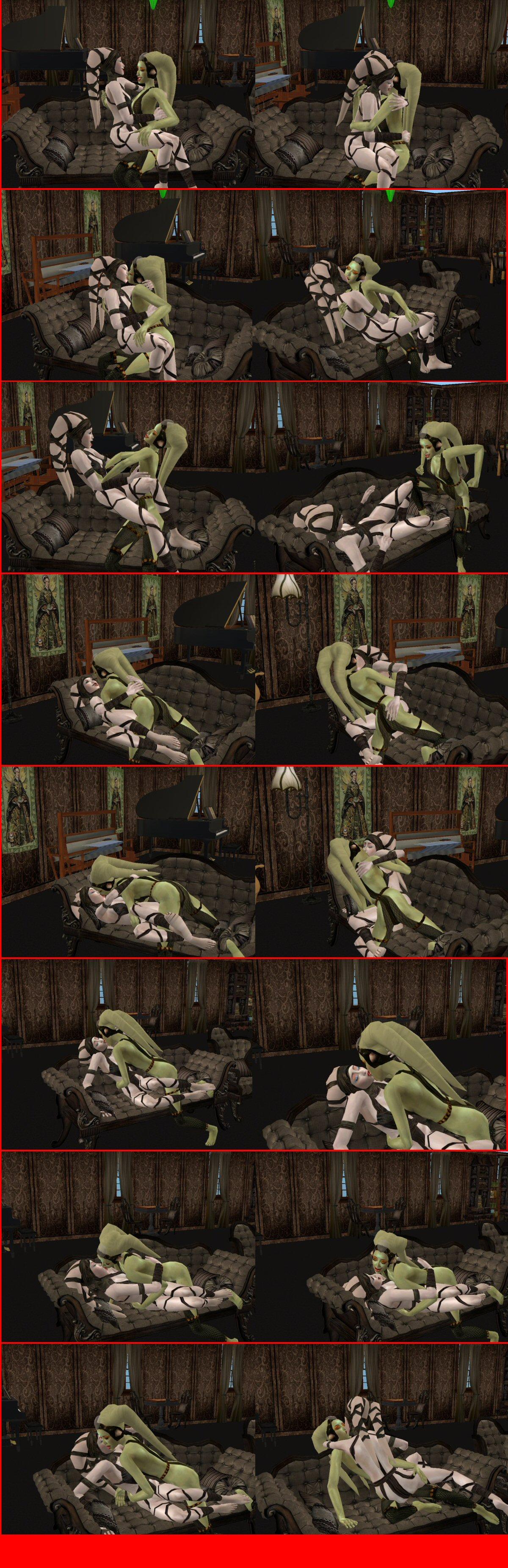 Sims 2: Oola+Lyn Me 1 by GeminiGirl83