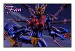 Transmetal Fan by GeminiGirl83