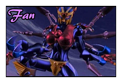 Transmetal Fan by GeminiGirl83