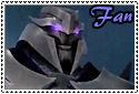 Megatron Fan by GeminiGirl83