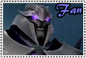 Megatron Fan by GeminiGirl83