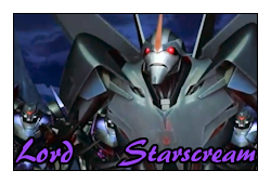 Lord Starscream by GeminiGirl83