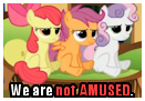 We Are Not Amused by GeminiGirl83