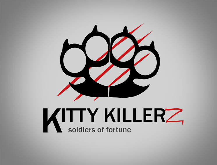 Kitty Killerz logo by Mightyboobs