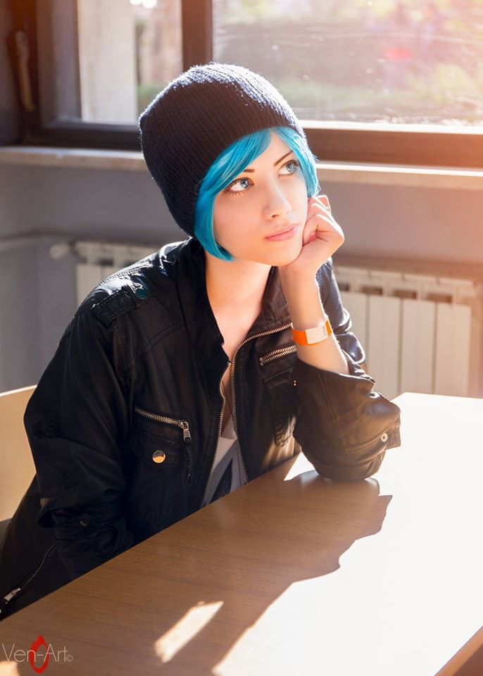 Chloe Price by TemariGraphic
