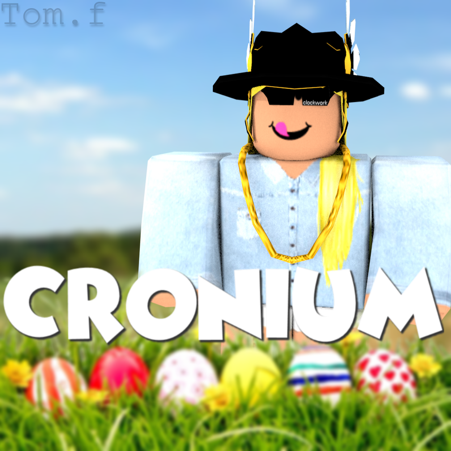 Cronium Group Logo by Tom-Ford