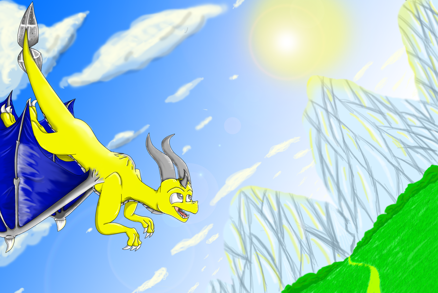 CE: Igor sworing free by VioletHybrid
