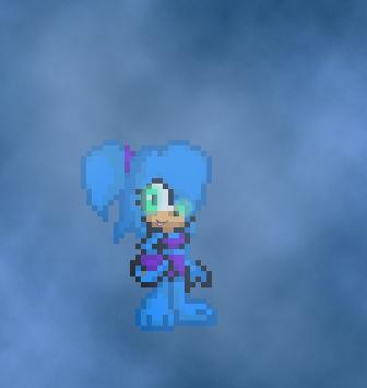 Random character revamp - Nami Kai by BladedShard9