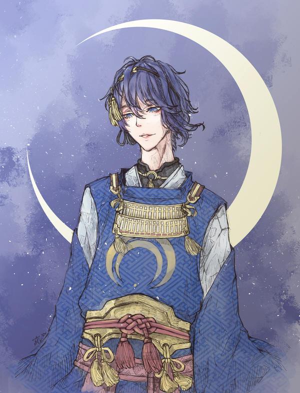 Under the Moon by Aqueos12