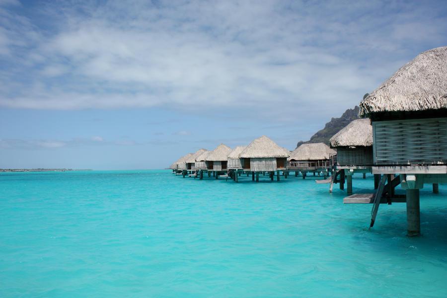 Bora Bora by ChronoGawd