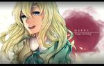 [Marry IB] Happy birthday Racchibara senpai