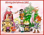 Chrono Trigger - Merry Christmas 2012