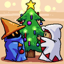 Christmas Challenge 2016 -Day 7- Decorate The Tree