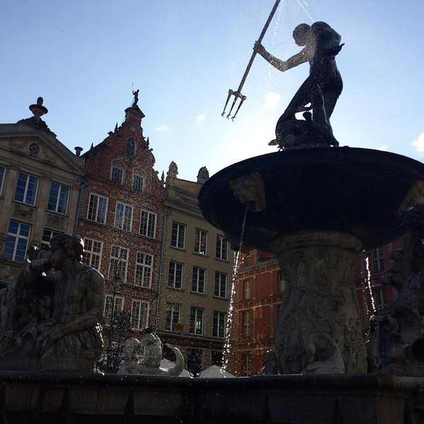 Neptune fountain by kaeveris on DeviantArt