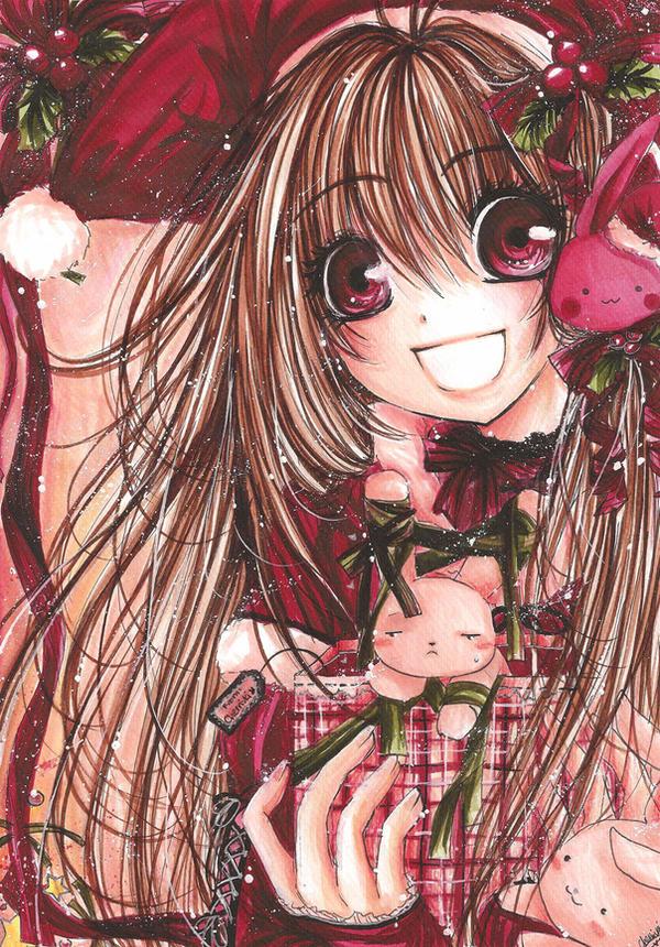 Kiseki 7 Contents Page by KisekiManga
