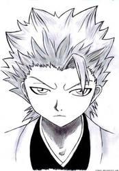 Captain Toushirou Hitsugaya by Bleach-Squad-10-Club