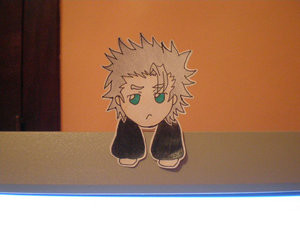 Hitsugaya Paperchild by Bleach-Squad-10-Club