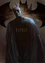Batman Deranged by patryk-garrett