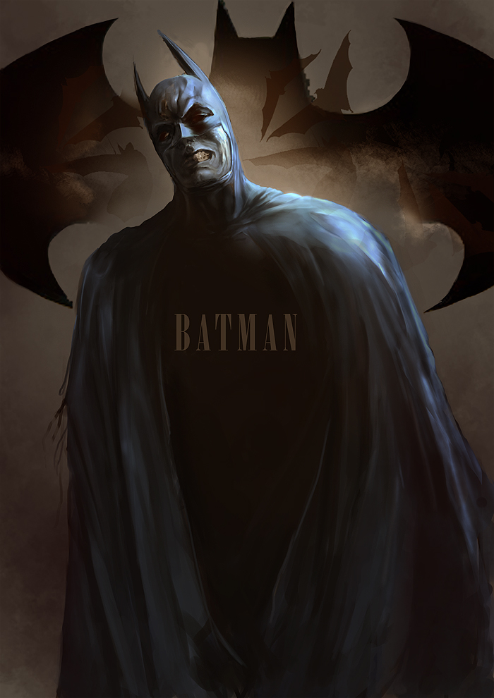 Batman Deranged by patryk-garrett