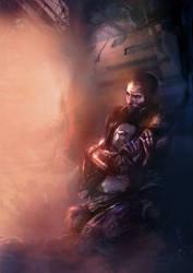 Mass Effect 2 by patryk-garrett