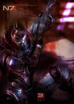 Mass Effect 3 - Garrus