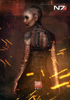 Mass Effect 3 - Jack