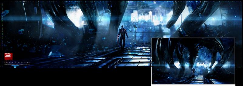 Mass Effect 3 Comic-Con