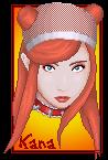 Pixel Kana by yamikuroi