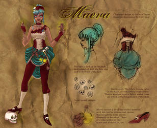 Maeva - updated by yamikuroi