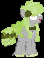 MLP Fim - Candy Pony Custom #2 by Truskawcia