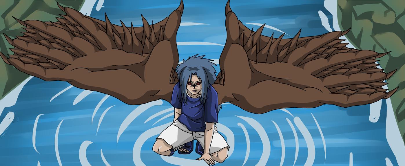 Sasuke Curse Mark Form by OmgCatsFtw on DeviantArt
