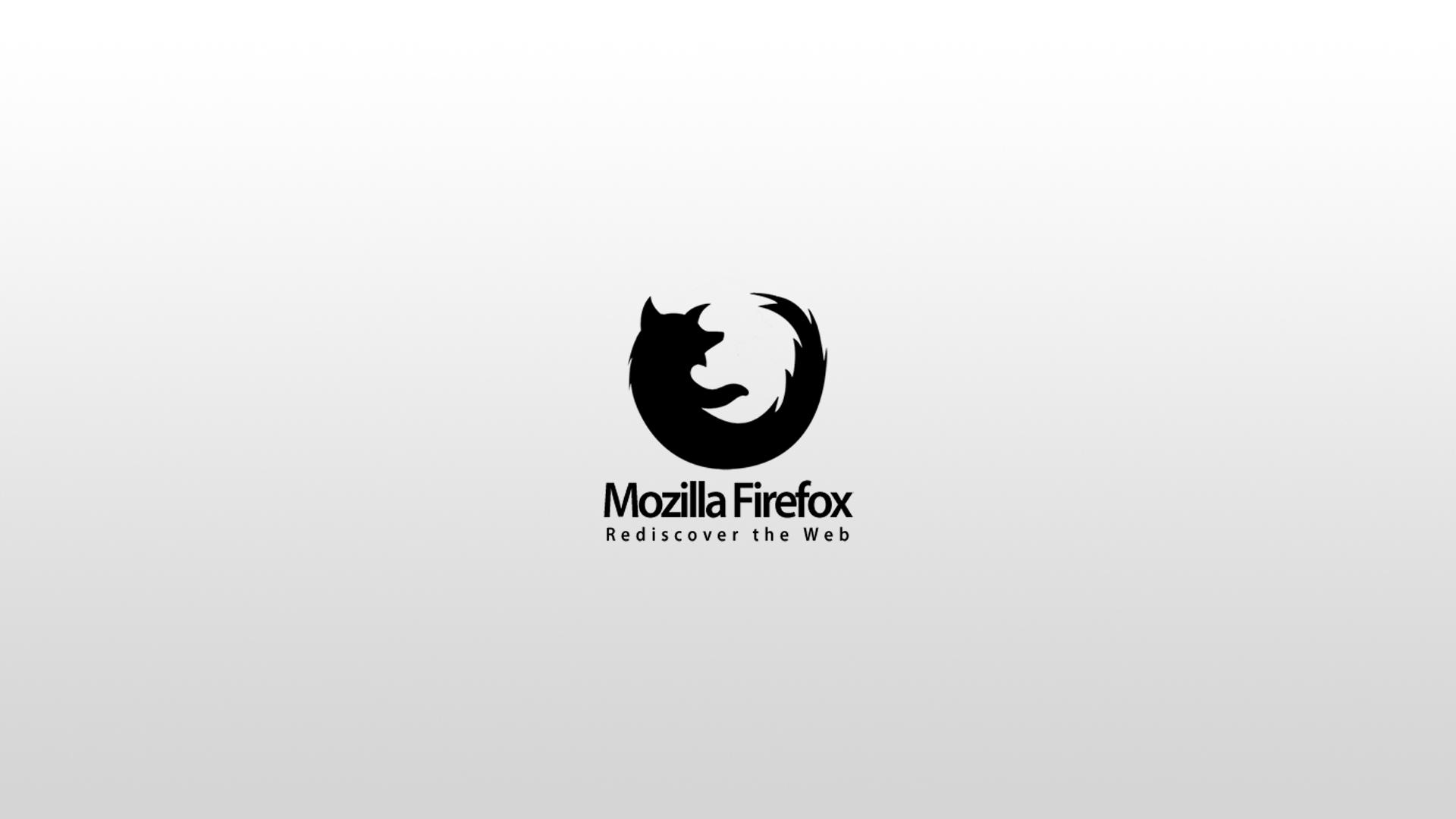 Minimalist Firefox Wallpaper By Cesaraquino